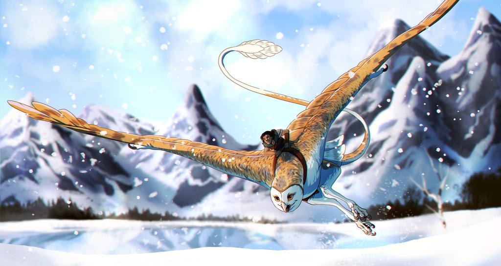 Winter by EyeOfGalyx