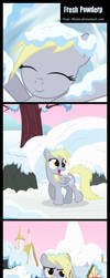 Fresh Powderp by Toxic-Mario