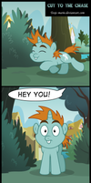 Cut to the Chase by Toxic-Mario