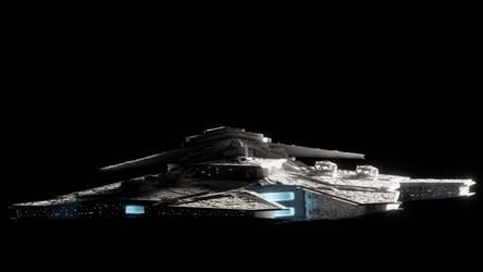 Harrower Dreadnought by DeltaVFX