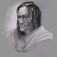 The Hound by EmilyWalus