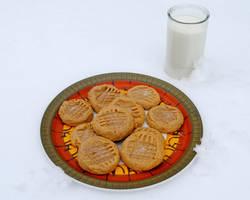 Peanut Butter Cookies by brandimillerart
