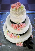 Wedding Cake by brandimillerart