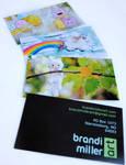 Brandi Miller Art Business Card by brandimillerart