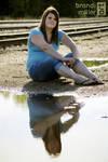 Senior Photo: Reflection by brandimillerart