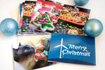 Christmas Cards by brandimillerart