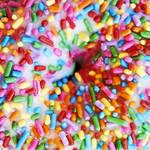 Rainbow Sprinkles by brandimillerart