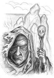 The beggar by elende