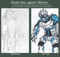 Draw This Again! (Roku) by Hush-Glory