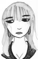 sad by Hush-Glory