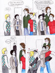 That Awkward Moment When... by ToGainYourTrust