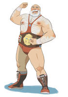 Champion by beardrooler