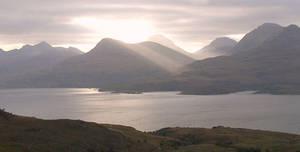 Loch Torridon Sunrise II by RampantWhistler