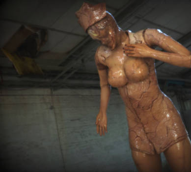 Silent hill nurses naked pics 55