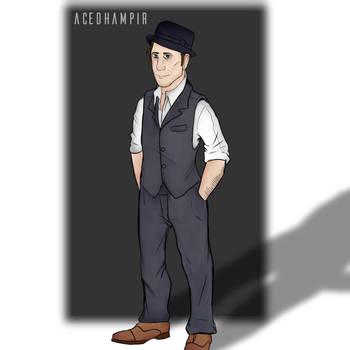 Josephus Miller by Acedhampir