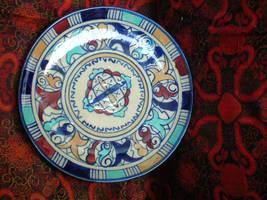 Multani BluePottery by zamir