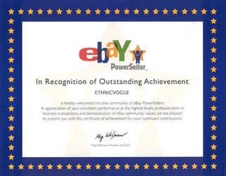 Ebay Power Seller Seal by zamir