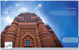 Multan city of saints by zamir