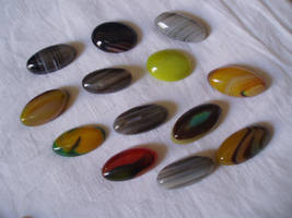 Agate Colors by zamir