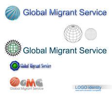 global migrant logo by zamir