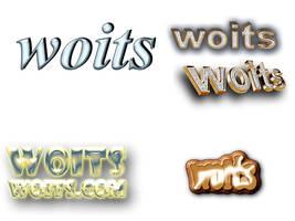 Metallic Logos by zamir
