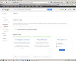 Exam details Google AdWords Certification Program by zamir