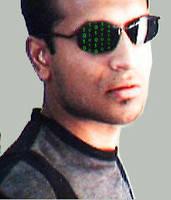 My Matrixious ID by zamir