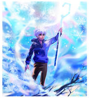 Jack Frost by Athena-chan