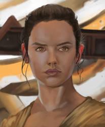 Rey by Meepars