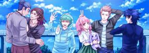 NEW~comic FORRBIDEN SAKE- bl by RudeOwl