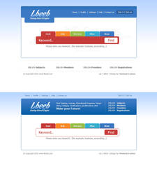 lbeeb homepage proposal by ohmto