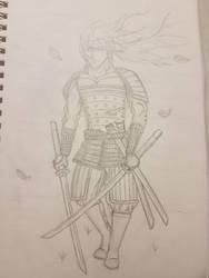 Samurai Wind by Tron06