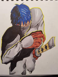 Ninja by Tron06