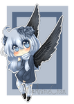 Angel of Roses Chibi Adoptable Auction :Closed: by Deadly-Deviant