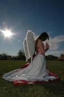 Angel 75 by Lynnwest-Stock