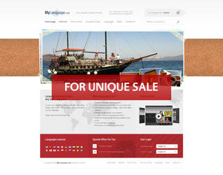 Language e-learning - FOR SALE by bisek0