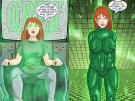 Virtual Reality Hack by Trishbot