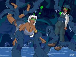 Atlantis - Kraken Control by Trishbot
