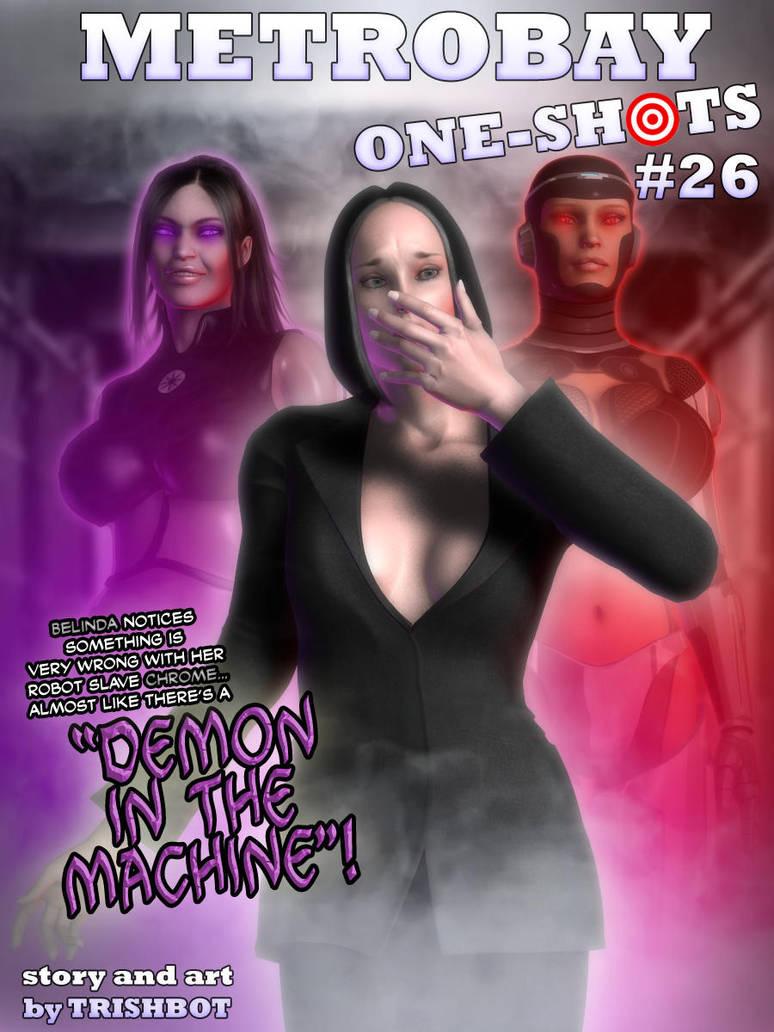 Demon in the Machine by Trishbot
