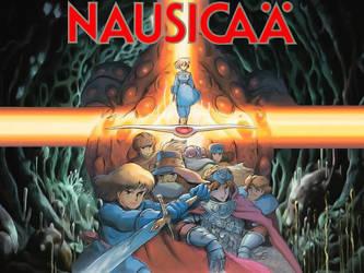 Nausicaa wallpaper by SWFan1977
