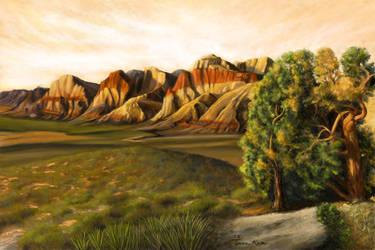 Desert by abyss1956