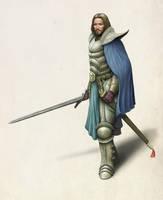 Warrior by joeshawcross