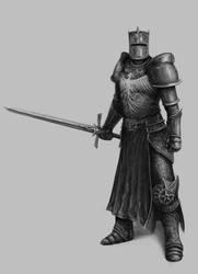 Black Knight by joeshawcross