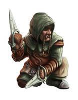 Dwarf Stalker by joeshawcross
