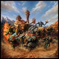 Warband by joeshawcross