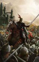 Battle by joeshawcross