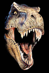 T-Rex by marchenart7