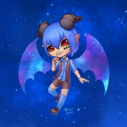 demon of dreams by BlackLynxLair