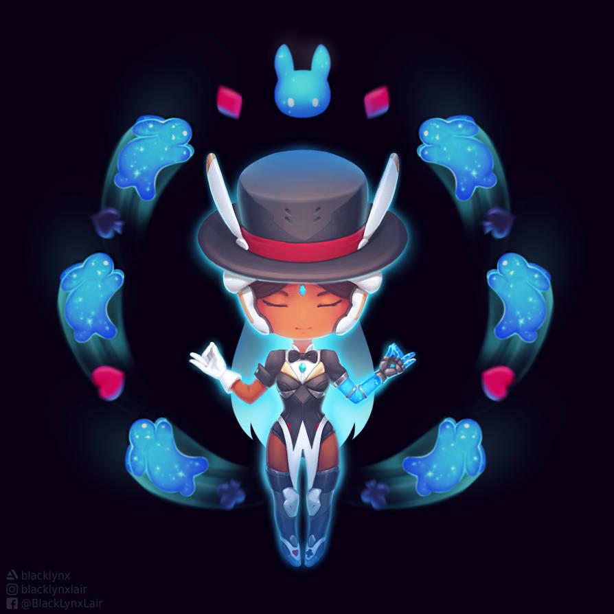 Magician by BlackLynxLair