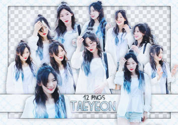 /// Pack render #255/// 12 PNGS Taeyeon - SNSD by Cold-Team